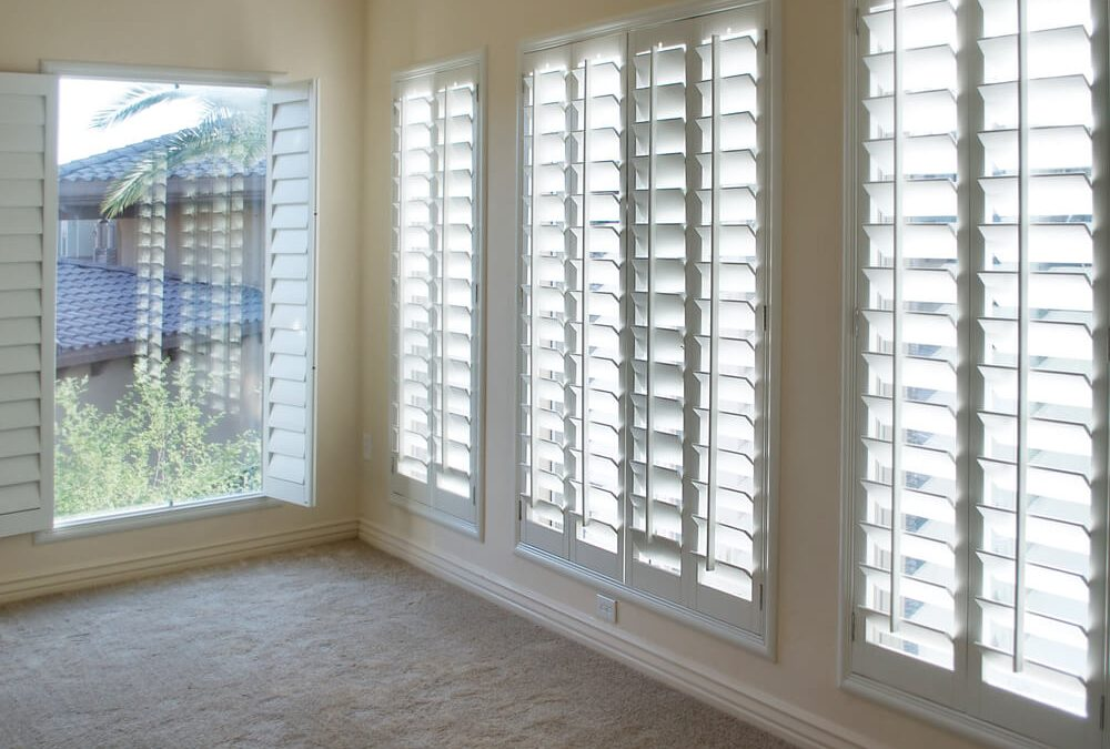 Maintain Your Wooden Shutters Regularly to Keep Them Looking Brand New