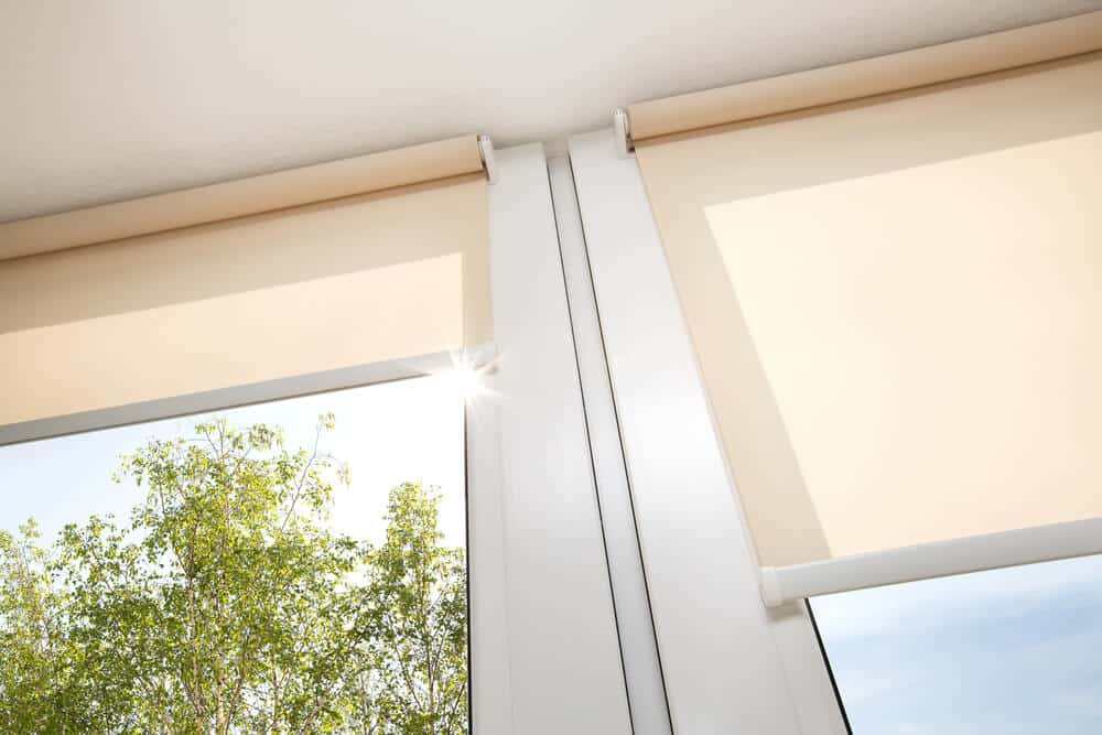 Roller Blinds have a Minimalist Design and are Simple to use – Ideal for the Modern Home