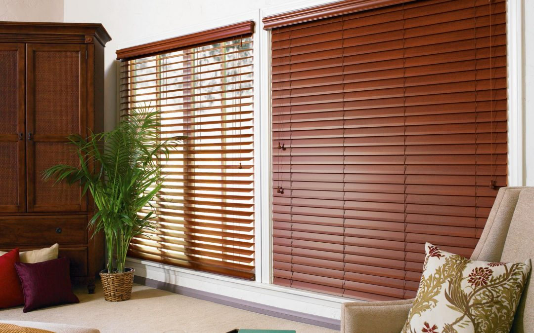 The Right Colour Blinds will Compliment and Accentuate Your Living Space